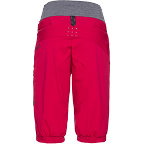 Triple2 Barg Ocean Waste Econyl Superlight Shorts d'enduro Femme, beet red